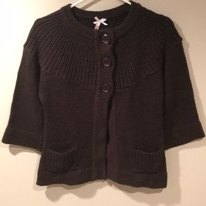 🎀2/$20 ANTHROPOLOGIE Chunky Knit Cardigan